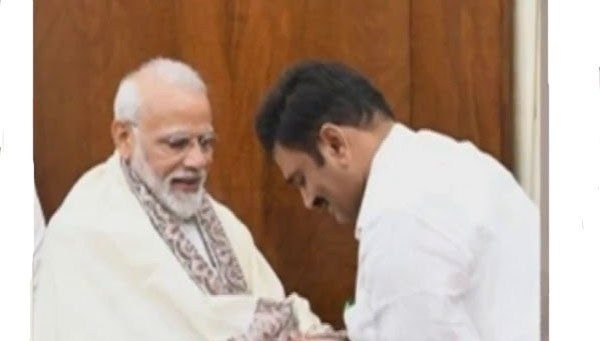 MP Raghurama penned a letter to Modi on AP financial Crisis