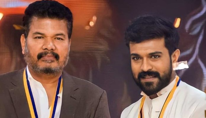 Ram Charan and Shankar's RC15 to start rolling from this month?