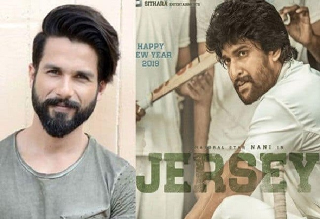 Shahid Kapoor Cries Hard Because of A Tollywood Hero!