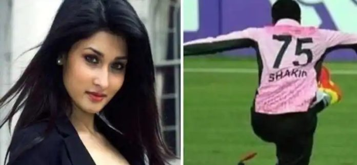 Shakib Al Hasan's wife reacts on his brainless act