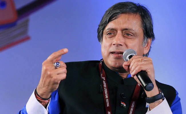 Shashi Tharoor lambasts Centre over vaccination policy, calls for free vaccines