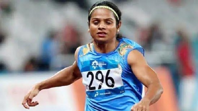 Indian Sprinter Makes her way to Tokyo Olympics on ranking basis