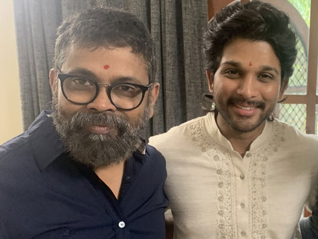 Sukumar Envisions A Terrific BoatFight For Bunny In 'Pushpa'!