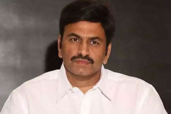 Rebel MP writes another letter to AP CM YS Jagan