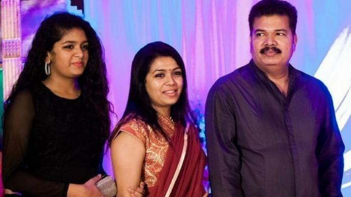 Director Shankar's daughter to marry a cricketer