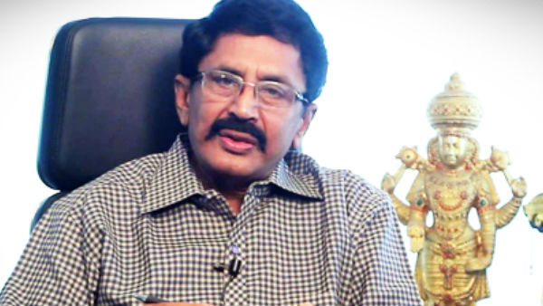 Murali Mohan made interesting comments on Chiranjeevi