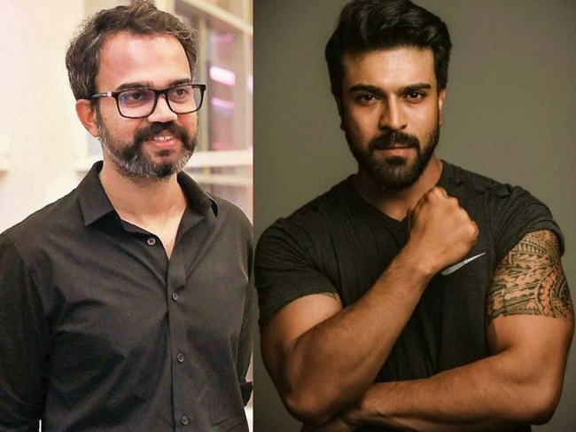 After Prabhas & NTR, It Is Ram Charan Now!