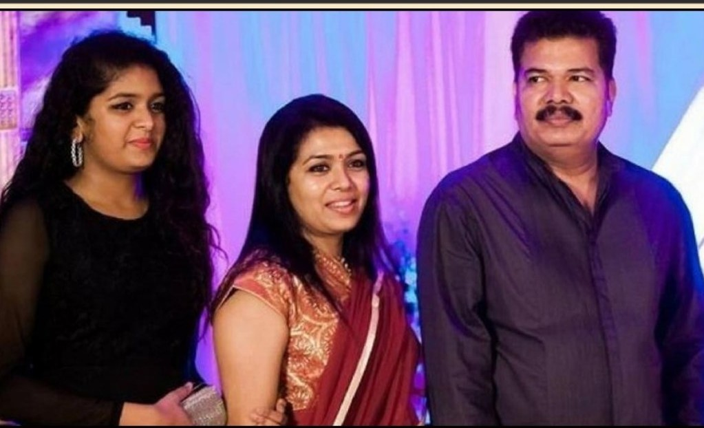 Shankar turns busy with his daughter's wedding