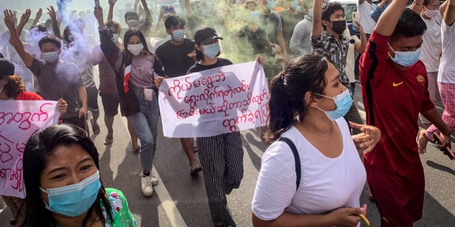 25 killed in Myanmar clashes between army and anti-junta fighters