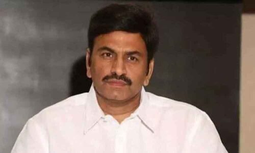 Ready to resign for special status: MP Krishna Raju