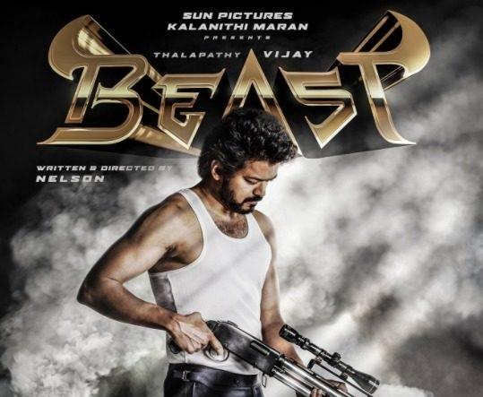 Beast: Thalipathy Vijay Hits Top Gear