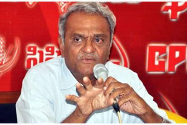Dr. Narayana's special focus on Nagari constituency