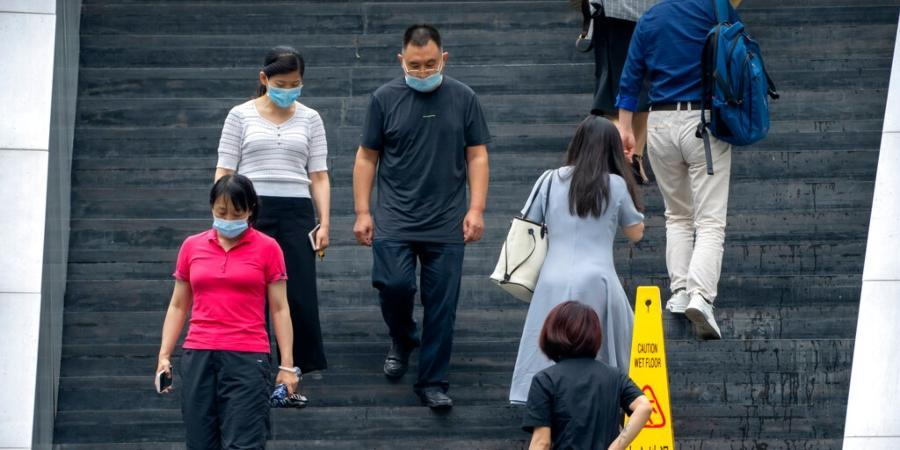 COVID-19: China battles biggest outbreak in months as US ramps up vaccine push