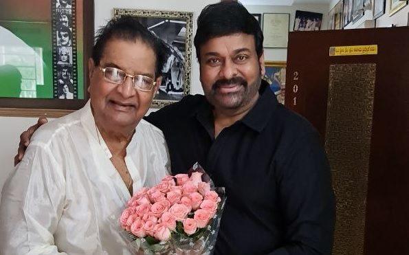 Chiranjeevi's genuine and thoughtful gesture towards veteran actor