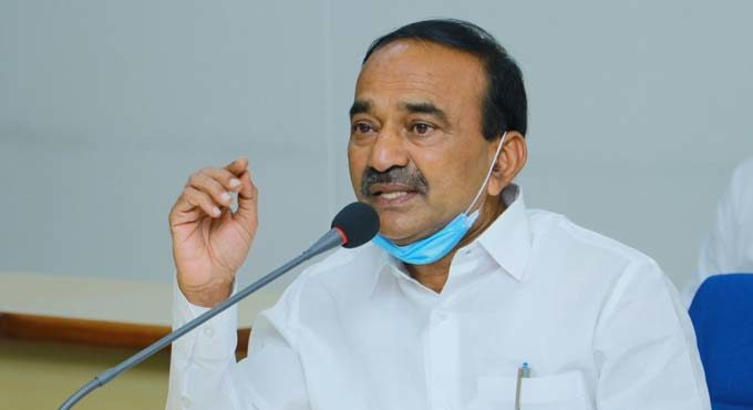 KCR: No need to care about Eatala Rajender