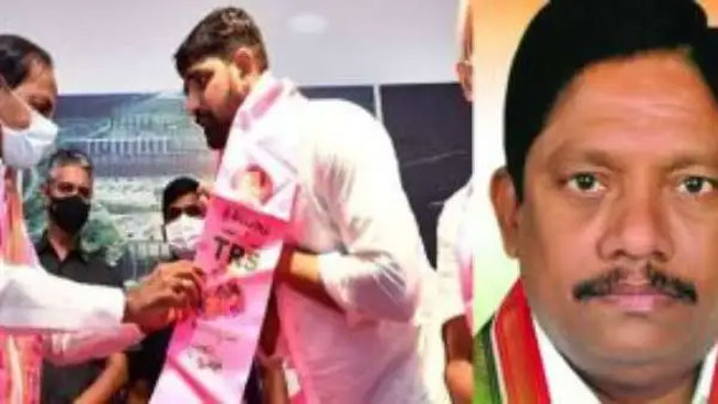 Is Swargam Ravi The TRS Candidate From Huzurabad