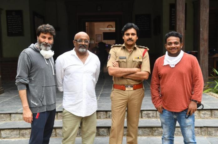 Ravi K Chandran comes on board for #PSPKRanaMovie