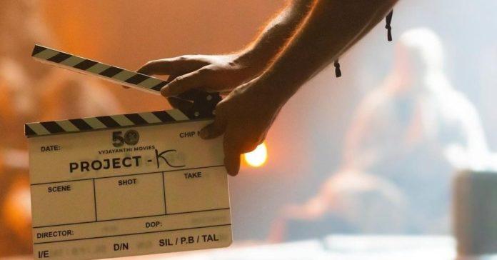 Prabhas-Nag Ashwin's Pan World movie 'Project K' launched