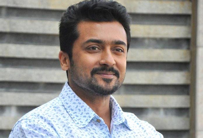 Tamil Star Suriya Lines Up Sensational Projects