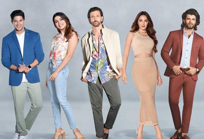 Vijay Deverakonda, Samantha, Hrithik, Kiara Advani, And Dulquer Collaborate, But…