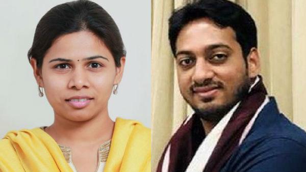 Bhuma Akhila Priya's husband booked for faking Covid test