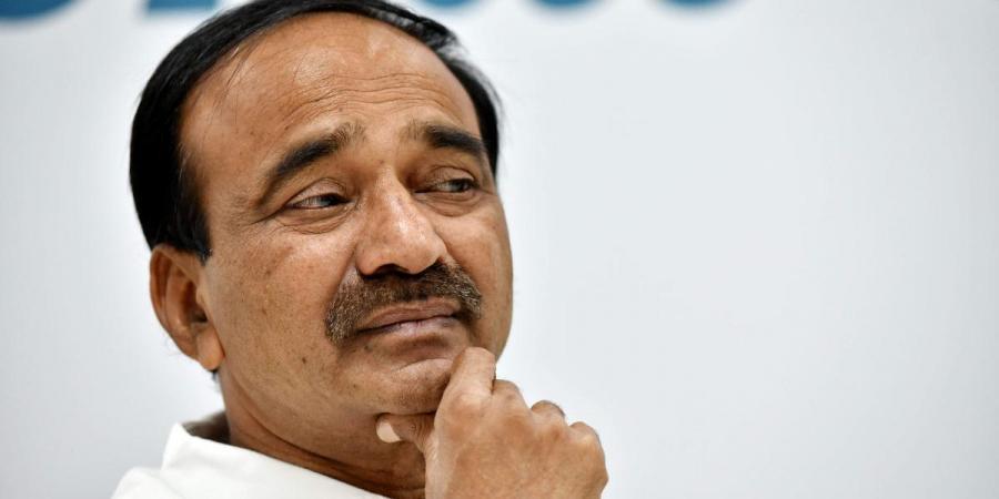 TRS can't hush me up by filing cases: Telangana BJP leader Eatala Rajender