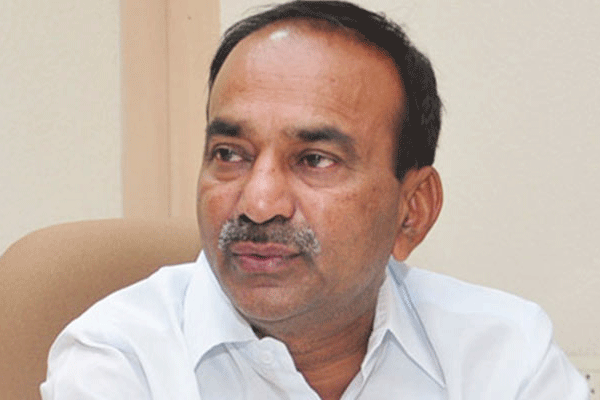 Etela to resign from Padayatra due to ill health
