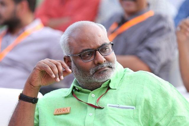RRR: MM Keeravani completes recording with Anirudh