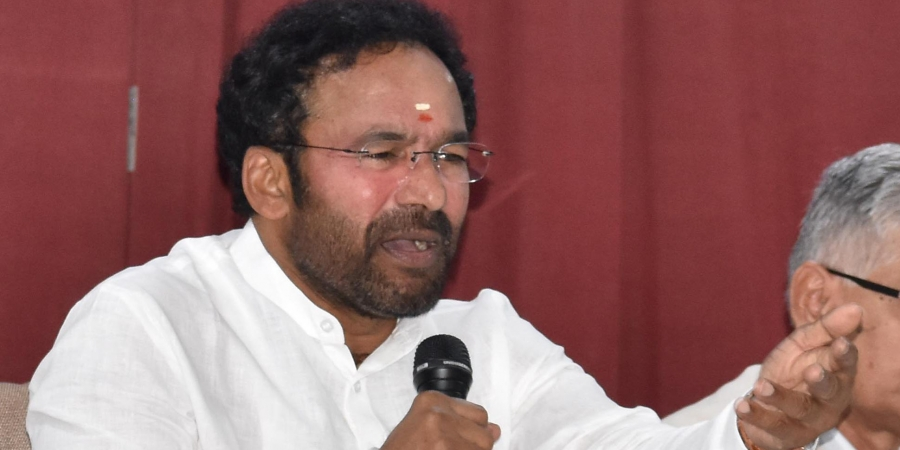 Buddhism has a lot to offer the world, says G Kishan Reddy