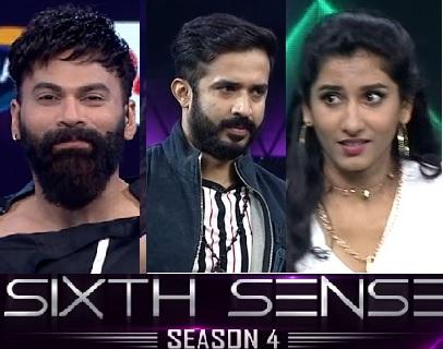 Sixth Sense Season 4 – E12 – 24th July