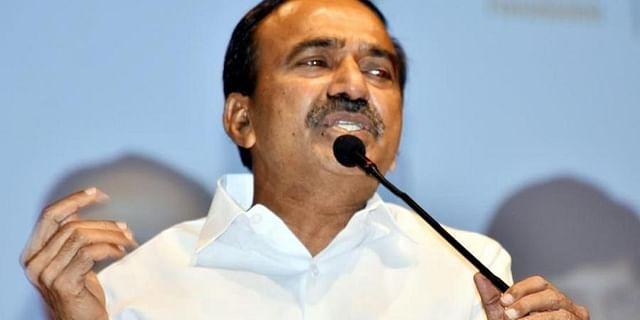 Eatala flays CM KCR for poor execution of welfare schemes