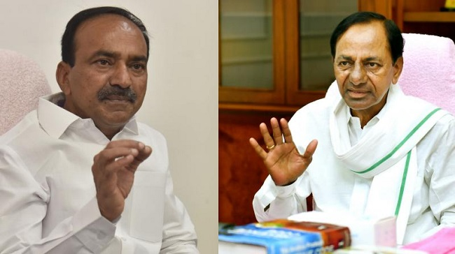 In a fresh attack, Etela accuses KCR of spending money on Huzurabad elections!