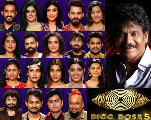 Bigg Boss 5 Telugu Show – Day18 – 22nd Sep