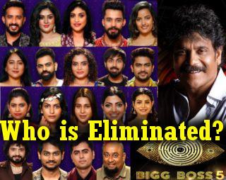 Bigg Boss 5 Telugu Show – Day22 – 26th Sep – Elimination Episode