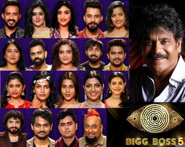 Bigg Boss 5 Telugu Show – Day45 – 19th Oct