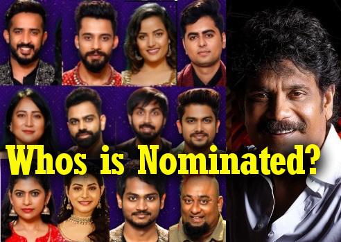 Bigg Boss 5 Telugu Show – Day51 – 25th Oct – Nomination Episode