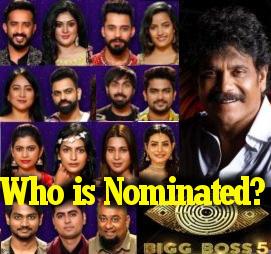Bigg Boss 5 Telugu Show – Day44 – 18th Oct – Nomination Episode