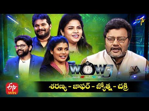 Saikumar's WOW3 – 19th Oct –  Sharanya, Jaffar, Jyothsna, Chakri